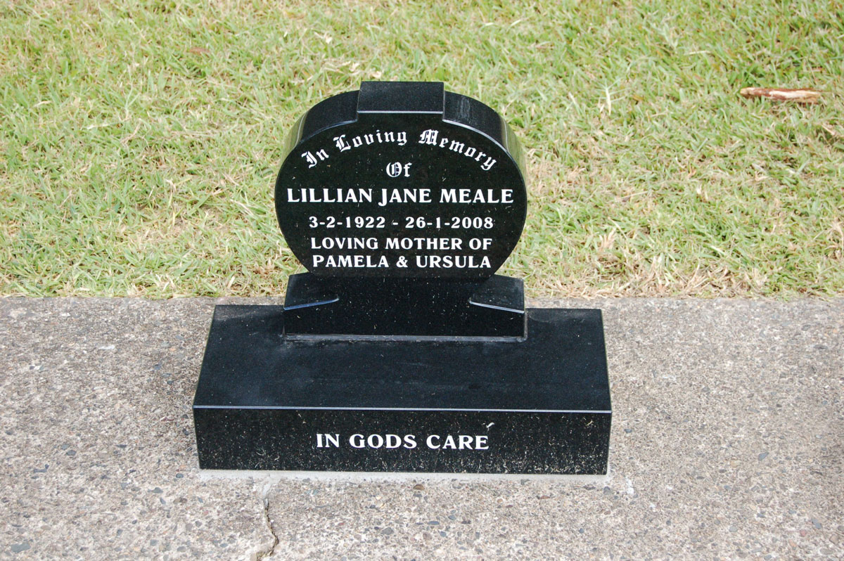 OATEN, Lillian Jane