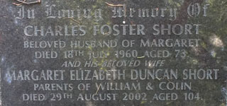 SHORT, Charles Foster