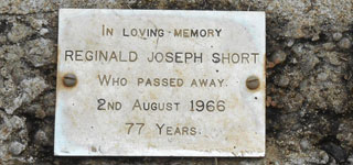 Reginald Joseph SHORT