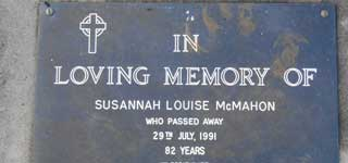 SHORT, Susannah Louisa