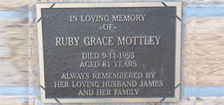 EVERSON, Ruby Grace